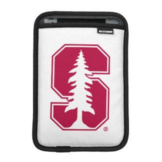 "Cardinal Block ""S"" with Tree Sleeve For iPad Mini"