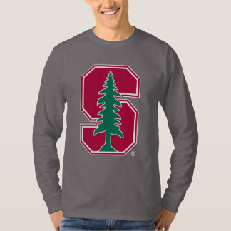 "Cardinal Block ""S"" with Tree T-Shirt"