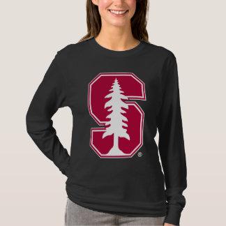 """Cardinal Block """"S"""" with Tree T-Shirt"""