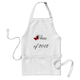 cardinal butterfly adult apron