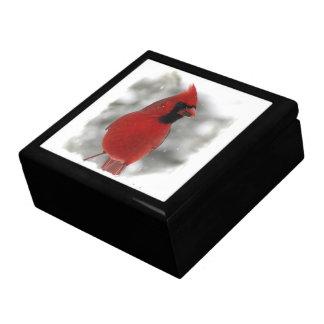 Cardinal Caja De Regalo