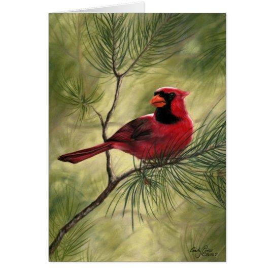 Cardinal - card