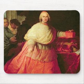 Cardinal Carlos de Borja, c.1721 (oil on canvas) Mouse Pad