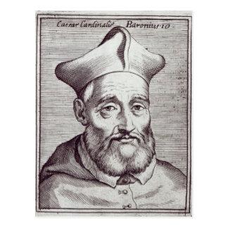 Cardinal Cesare Baronio Postcard