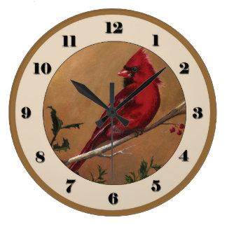 Cardinal Clock, Ohio State Bird Clock