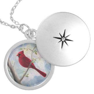 Cardinal Medallón