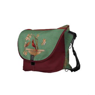Cardinal Country Messenger Bag