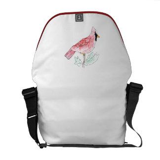 Cardinal Courier Bag