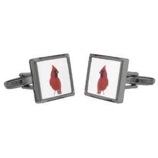 Cardinal Cufflinks