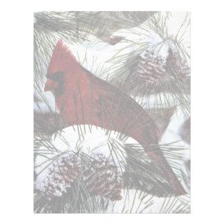 Cardinal Custom Letterhead