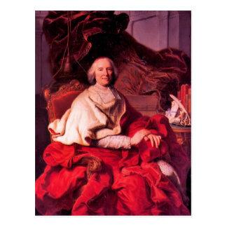 Cardinal de Fleury Post Card