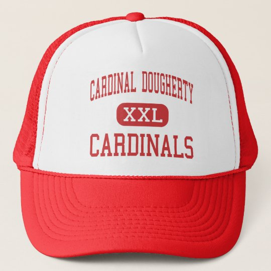 Cardinal Dougherty - Cardinals - Philadelphia Trucker Hat