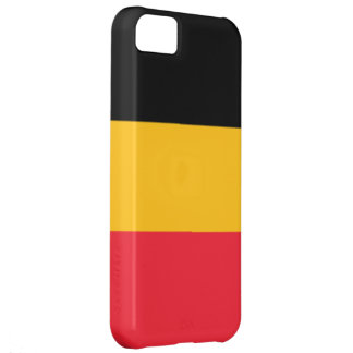 Cardinal Ebony and Gold Barely There iPhone 5 Case