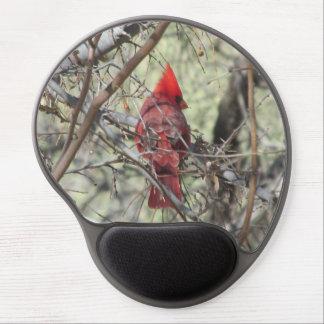Cardinal Gel Mouse Pad
