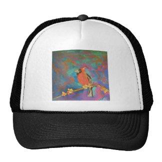 cardinal gorros bordados