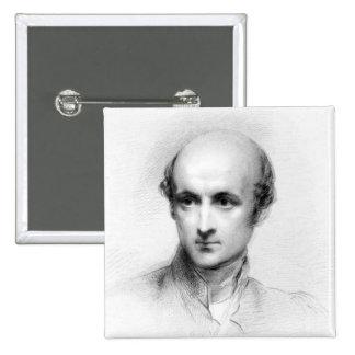 Cardinal Henry Edward Manning Button