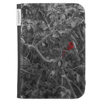 Cardinal in a Tree Caseable Case Case For The Kindle