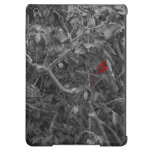 Cardinal in a Tree iPad Air Cases