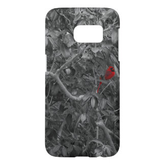 Cardinal in a Tree Samsung Galaxy S7 Case