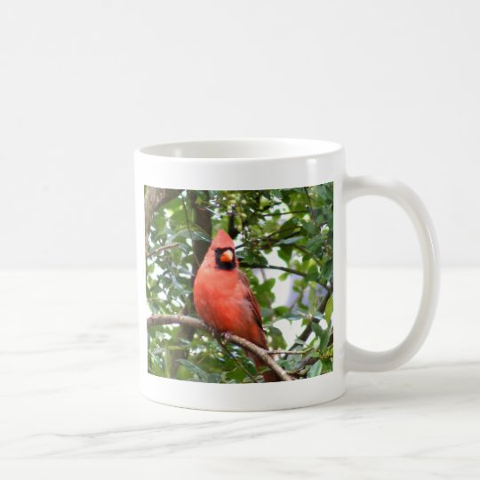 Cardinal in Tree Coffee Mug