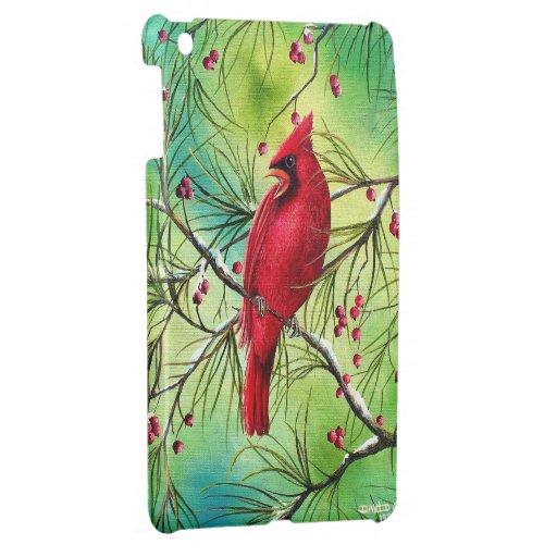 Cardinal iPad Mini Protectores