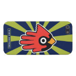 Hand shaped Cardinal iPhone 5 Case Savvy