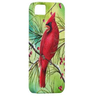Cardinal iPhone 5 Protector