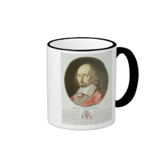 Cardinal Jules Mazarin (1602-61) from 'Portraits d Ringer Mug