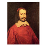 Cardinal Jules Mazarin Post Card