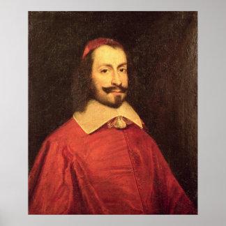 Cardinal Jules Mazarin Poster