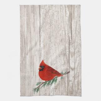 Cardinal Kitchen Towel