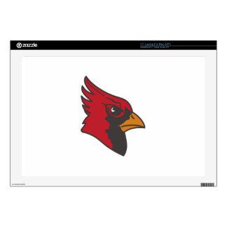 Cardinal Laptop Skin