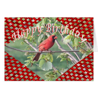 Cardinal & Lattice BD 71-z Card