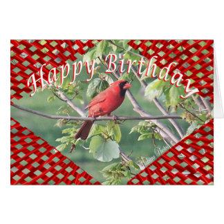 Cardinal & Lattice BD 71-z Card