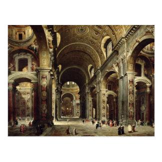 Cardinal Melchior de Polignac Postcard