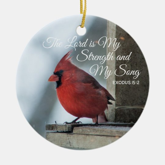 Christmas Ornaments Personalized.Cardinal Memorial Christmas Ornaments Personalized