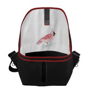 Cardinal Messenger Bag