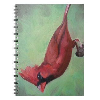 Cardinal- Notebook