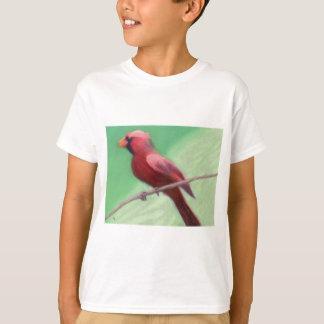 Cardinal Perched T-Shirt