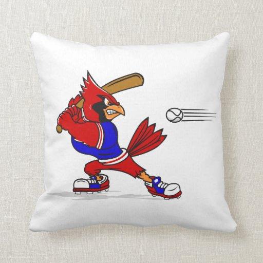 Cardinal.png que lucha almohada