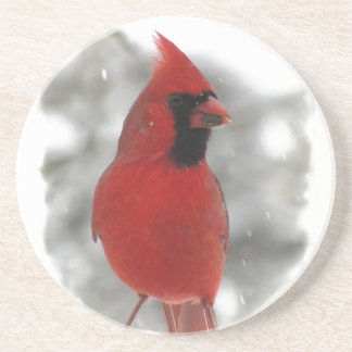 Cardinal Posavasos Personalizados