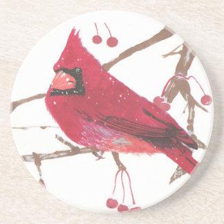 Cardinal Posavasos Diseño