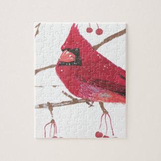 Cardinal Rompecabezas