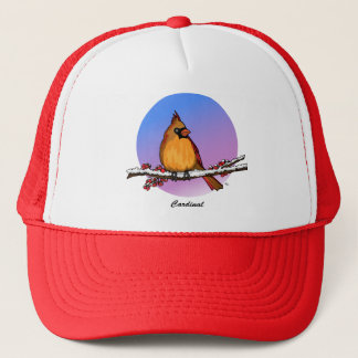 Cardinal rev.2.0 Shirts and Apparel Trucker Hat