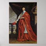 Cardinal Richelieu Print