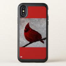 Cardinal Speck Presidio iPhone Case