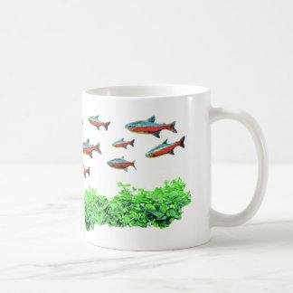 Cardinal Tetra School Coffee Mug