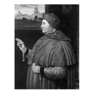 Cardinal Thomas Wolsey Postcard