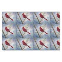 Cardinal Tissue Paper