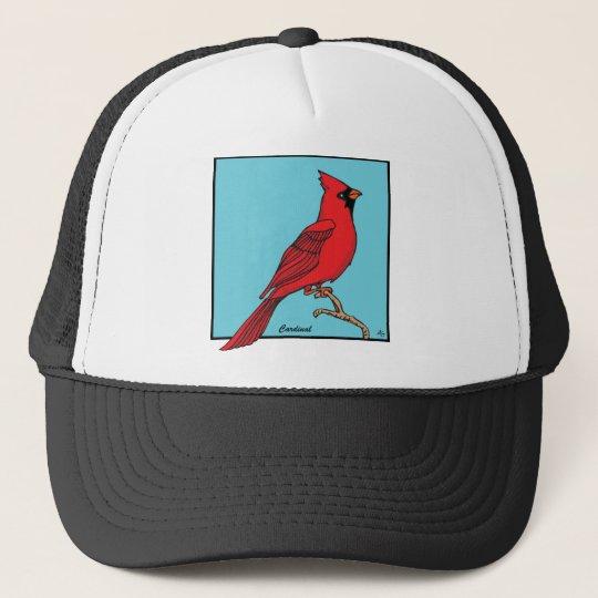 CARDINAL TRUCKER HAT